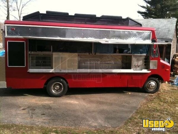 GMC P35 Kurbmaster Food Truck | Mobile Kitchen for Sale in ...
