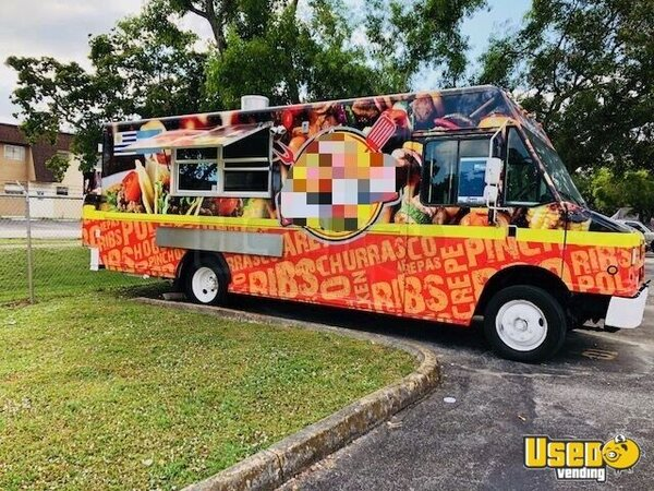 22' Freightliner Food Truck for Sale in Florida!!!