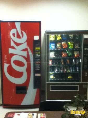 Limos For Sale >> Snack & Soda Vending Machines for Sale | Maryland Dixie Narco & Rowe