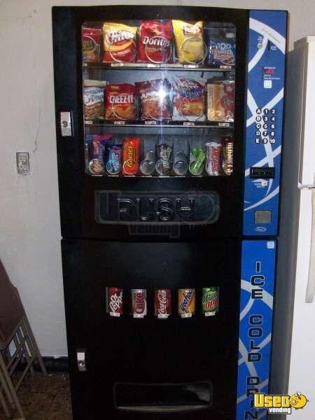 Seaga Hf3000 Vending Machine Electronic Snack Soda Machine