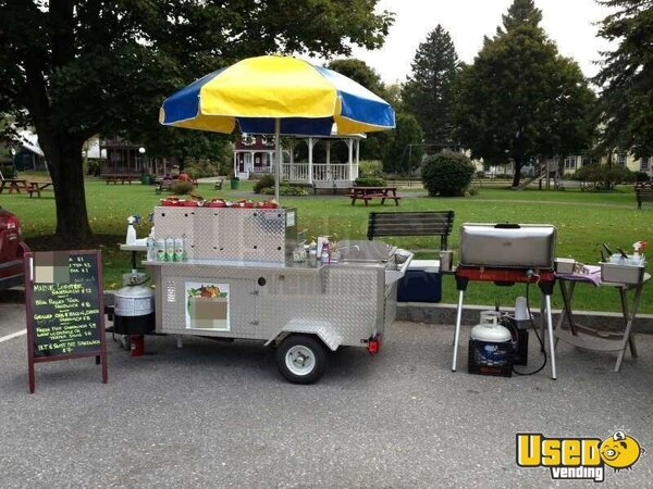Limos For Sale >> DreamMaker Oceanside Street Food Trailer| Vending Cart for ...