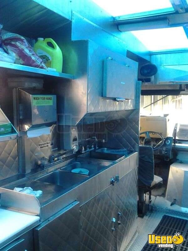 GMC Taco Truck - Used in Washington for Sale - 7
