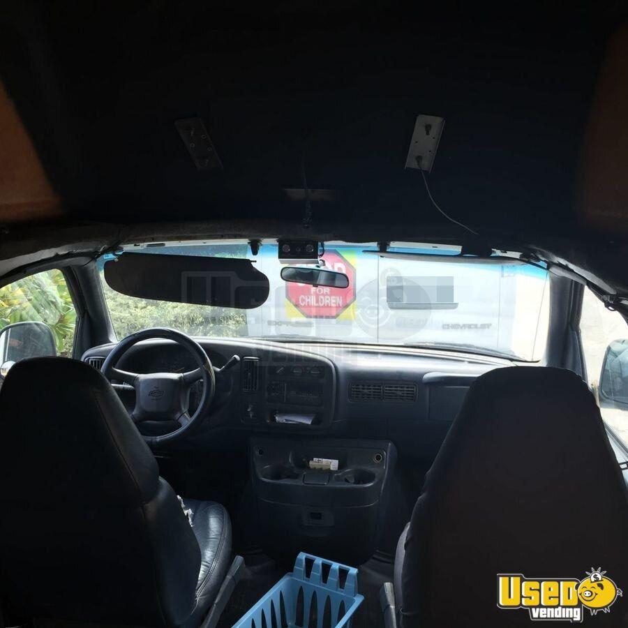 Chevy Express Van >> Chevy Ice Cream Truck | Ice cream Van for Sale in Texas