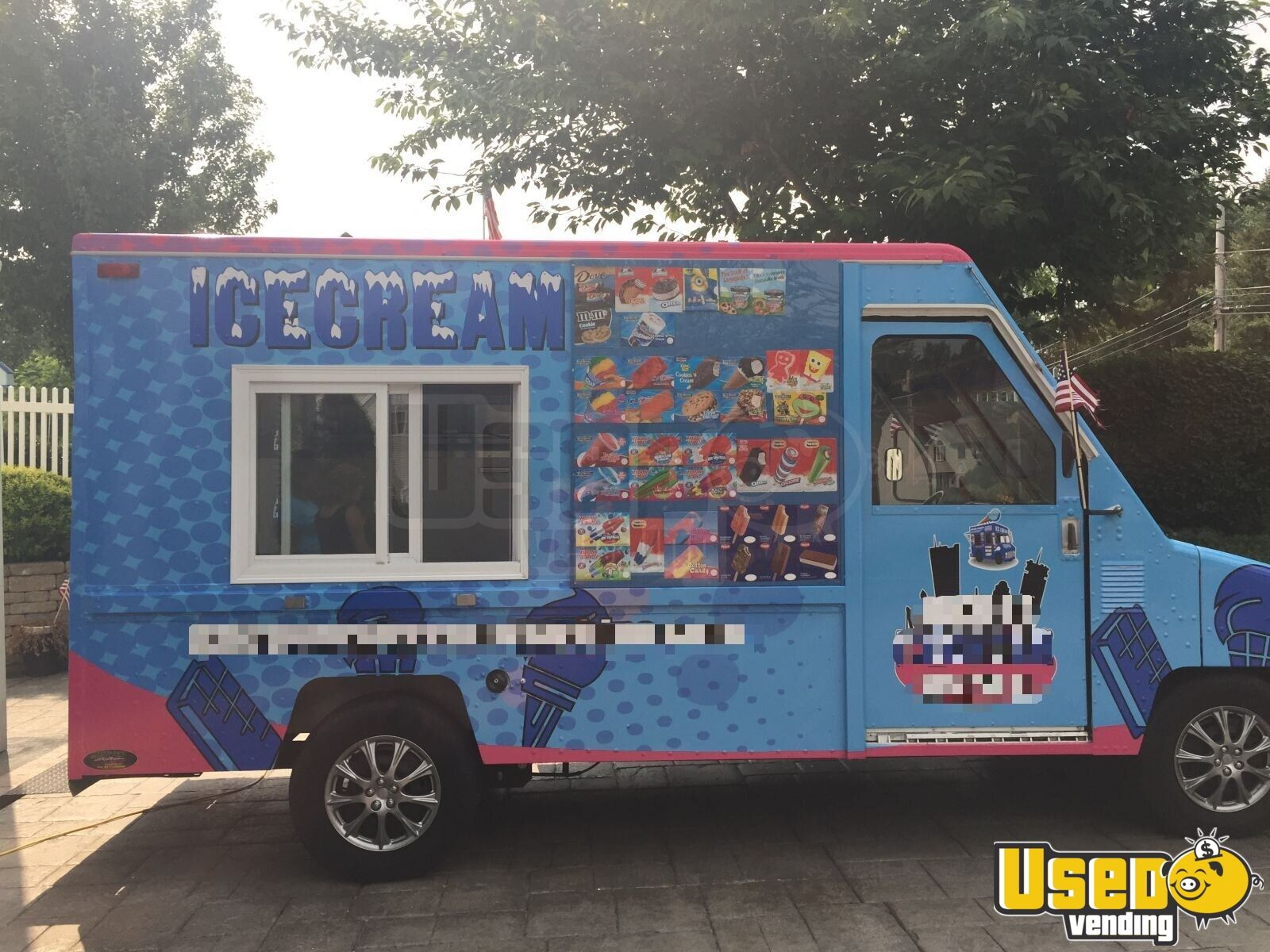 Ice Cream Trucks For Sale >> Details About Umc Ice Cream Truck For Sale In Massachusetts