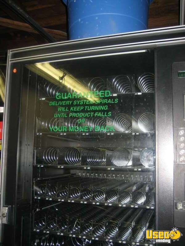 2002 Ams Ams Snack Machine 2 California for Sale - 2