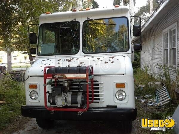 for sale used chevy food truck in florida mobile kitchen. Black Bedroom Furniture Sets. Home Design Ideas