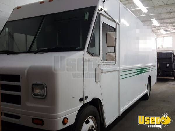 International Step Van Truck For Conversion Sale In Florida