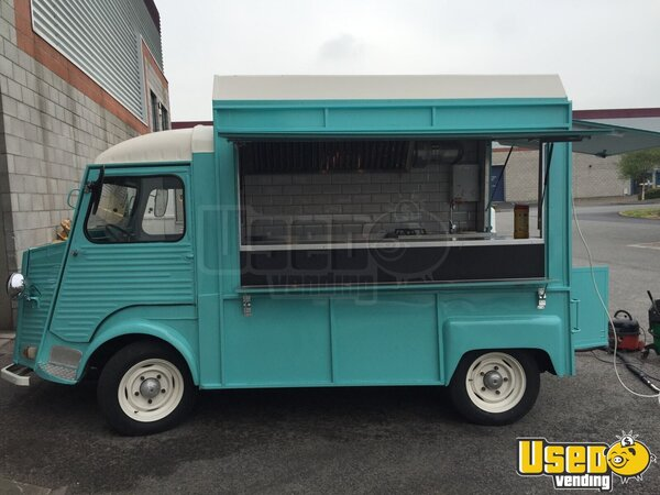 Vintage Coffee Truck for Sale in New York!!!