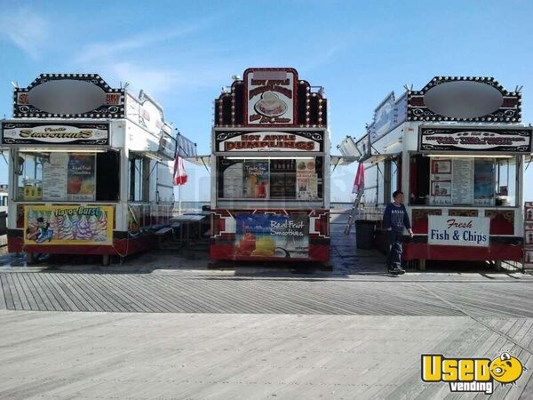 for sale used carnival trailers in california