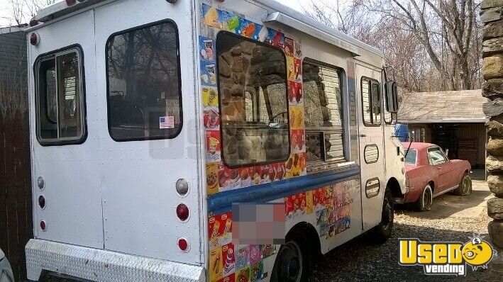 Ford Ice Cream Truck For Sale In New Jersey