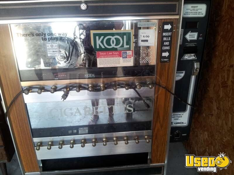 vending machine for sale used