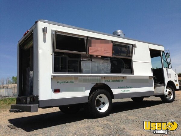 chevy food truck mobile kitchen for sale in colorado. Black Bedroom Furniture Sets. Home Design Ideas
