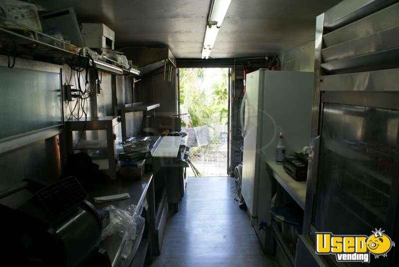 Chevy Step Van 30 Food Truck in Florida for Sale - 7
