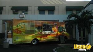 Chevy Step Van 30 Food Truck in Florida for Sale - Small 3