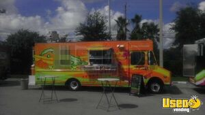 Chevy Step Van 30 Food Truck in Florida for Sale - Small 2