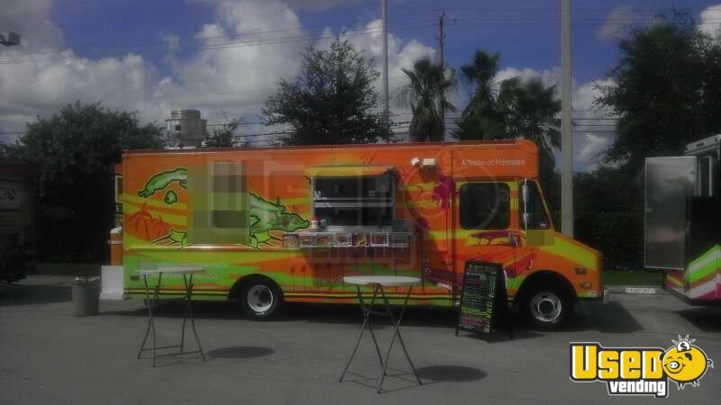 Chevy Step Van 30 Food Truck in Florida for Sale - 2