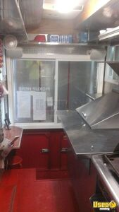 Vintage Fire Engine Food Truck for Sale in North Carolina - Small 7