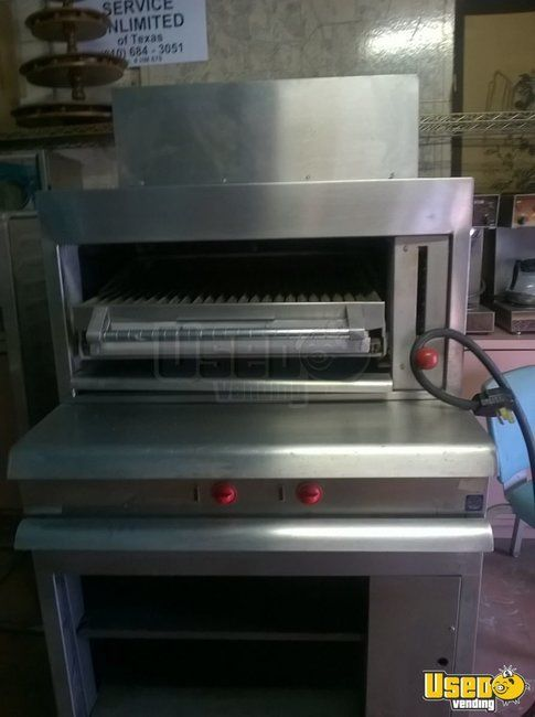 Commercial Electric Broiler / Salamander for Sale in Texas!!!