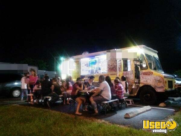 For Sale Used Food Truck in Florida - 3