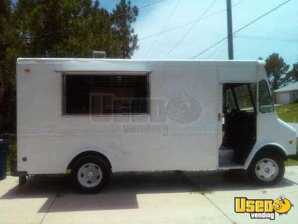 used grumman olson food truck for sale in florida mobile kitchen. Black Bedroom Furniture Sets. Home Design Ideas
