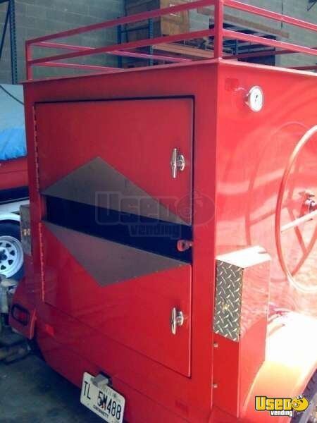 2008 Texas Corn Roaster Trailer!!!