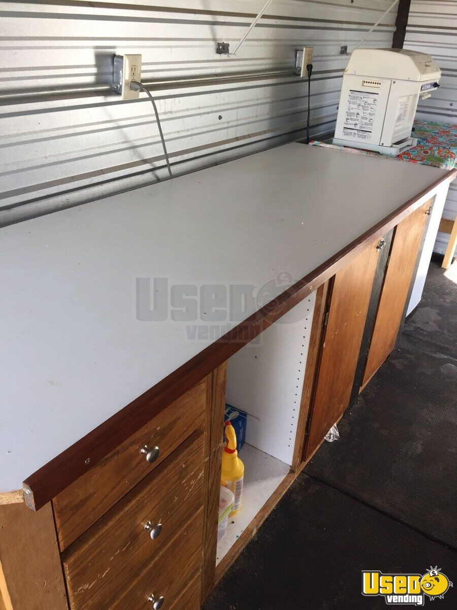 20 39 concession trailer for sale in kansas used food trailer for Table sae j 300 th 1999