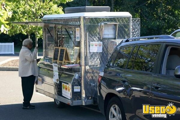 Limos For Sale >> Commuter 650 Cart - 8' Food Trailer - Large Food Cart