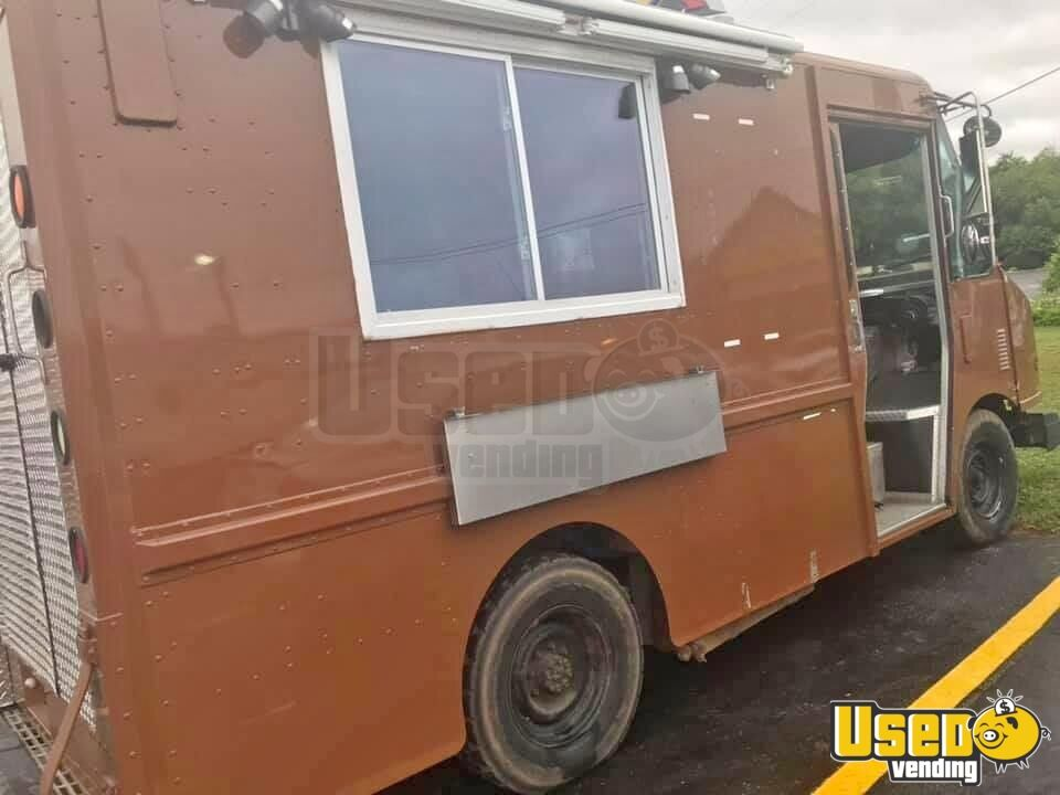 Details about GMC P3500 Mobile Kitchen Food Truck for Sale in Virginia-  DIESEL!!!