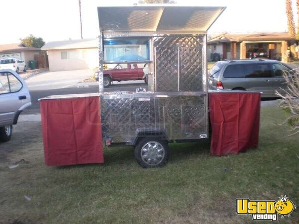 Mobile Hot Dog Vending / Concession Cart!!!