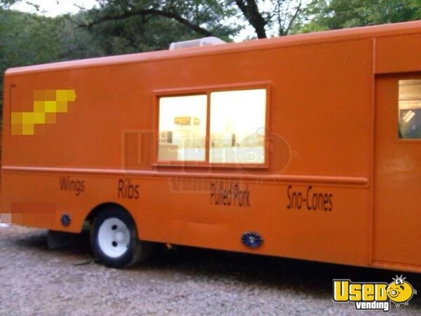 BBQ Food Truck for Sale in West Virginia