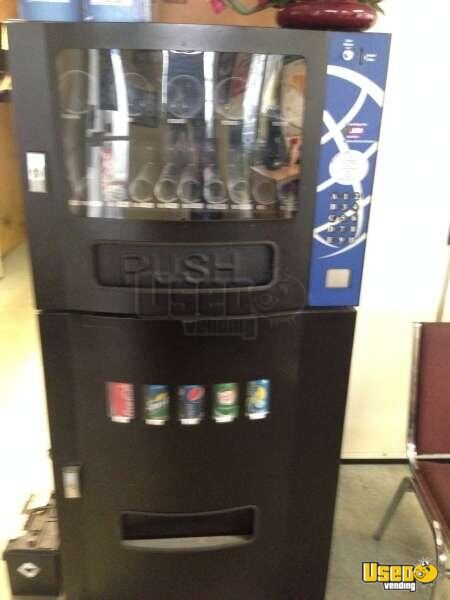 Seaga Elite Combo Saeco Coffee Vending Machines Canada
