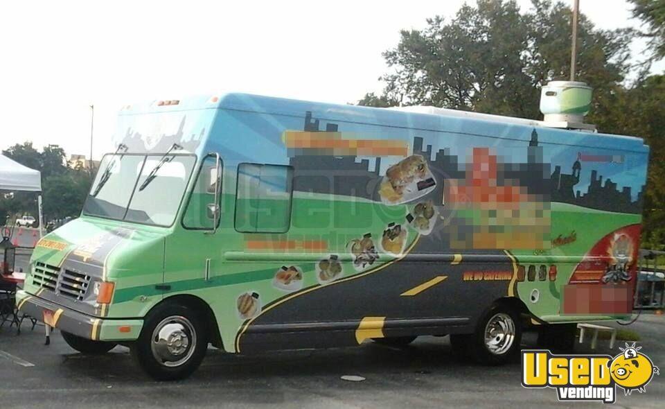 used gmc vandura p3500 food truck in florida for sale mobile kitchen. Black Bedroom Furniture Sets. Home Design Ideas