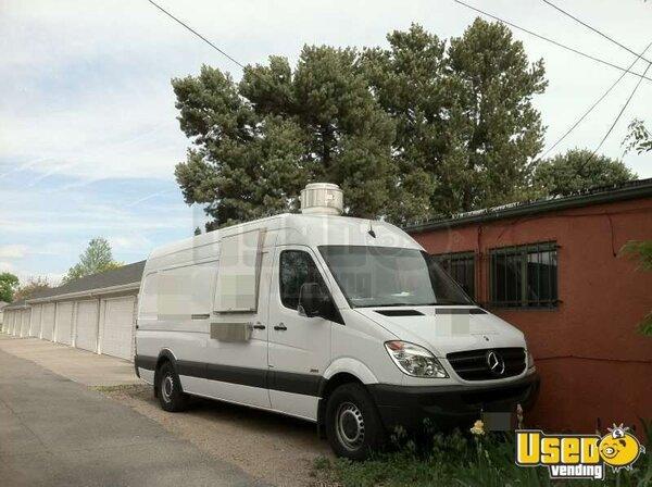 Mercedes food truck sprinter food truck mercedes for Mercedes benz of littleton colorado