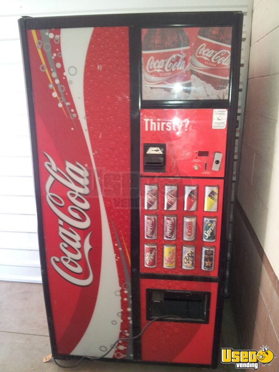 Limos For Sale >> Royal Vendors Rvcd 880 Machine | Soda Vending Machine for Sale in California