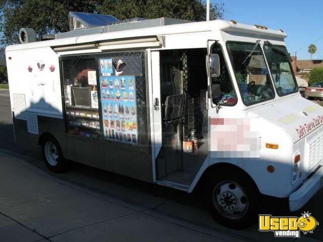 Soft Serve Truck Ice Cream Truck Ice Cream Van