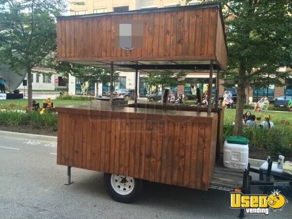 8 39 x 10 39 food concession trailer kitchen trailer for - Remorque cuisine mobile ...