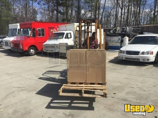 chevy food truck mobile kitchen for sale in north carolina. Black Bedroom Furniture Sets. Home Design Ideas