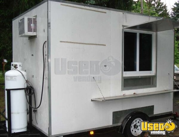 12' x 7' Food Vending Concession Trailer!!!