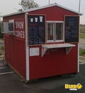 Snow Cone / Concession Stand on Trailer!!!