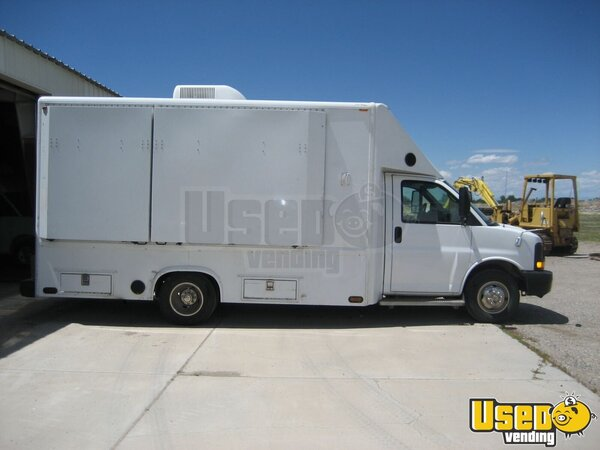 chevy shave ice truck ice cream truck for sale in idaho. Black Bedroom Furniture Sets. Home Design Ideas