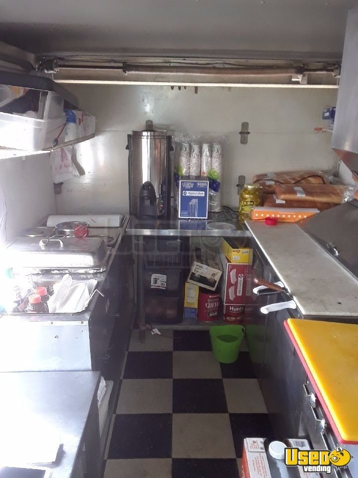 Workhorse BBQ / Mobile Kitchen / Food Truck for Sale in Tennessee - 5