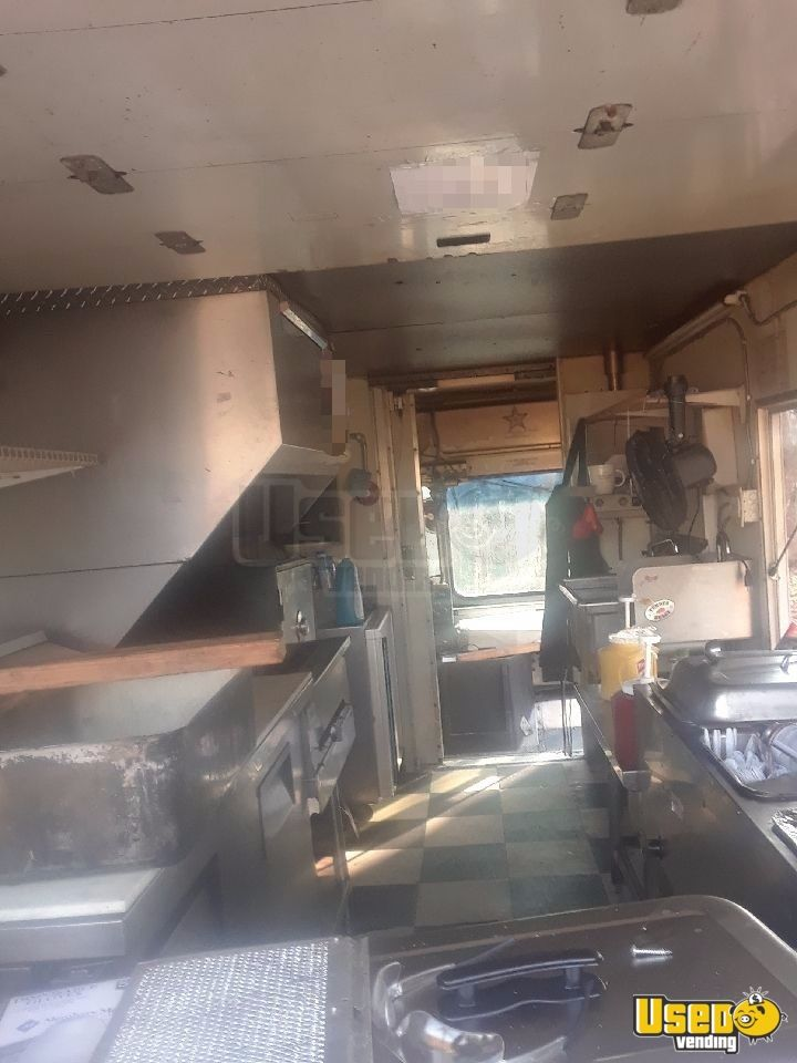 Workhorse BBQ / Mobile Kitchen / Food Truck for Sale in Tennessee - 7