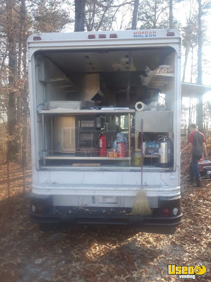 Workhorse BBQ / Mobile Kitchen / Food Truck for Sale in Tennessee - 4