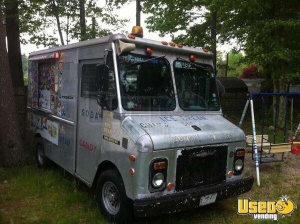 ice cream truck for sale massachusetts buy ice cream truck. Black Bedroom Furniture Sets. Home Design Ideas