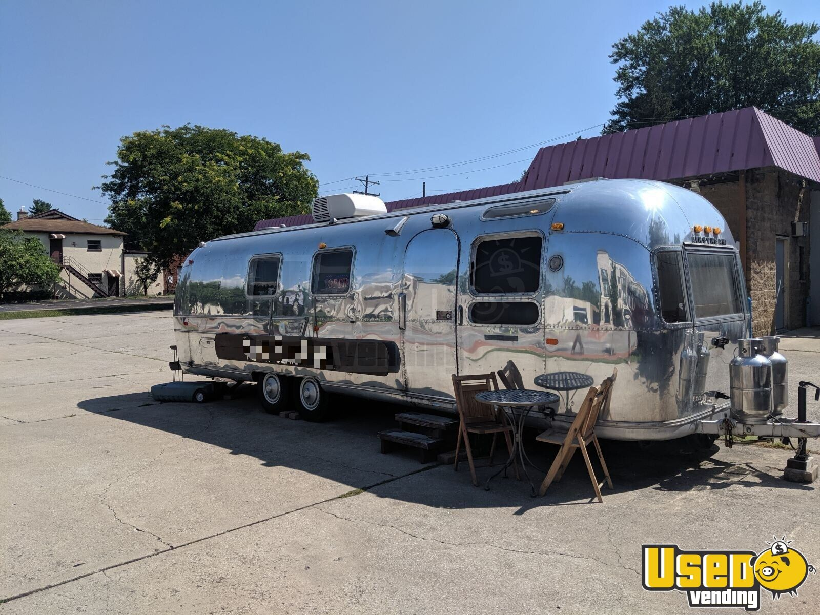 Details about Vintage Airstream Mobile Coffee Shop Concession Trailer for  Sale in Ohio!!!