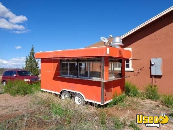 17 Food Concession Trailer For Sale Used Food Trailers