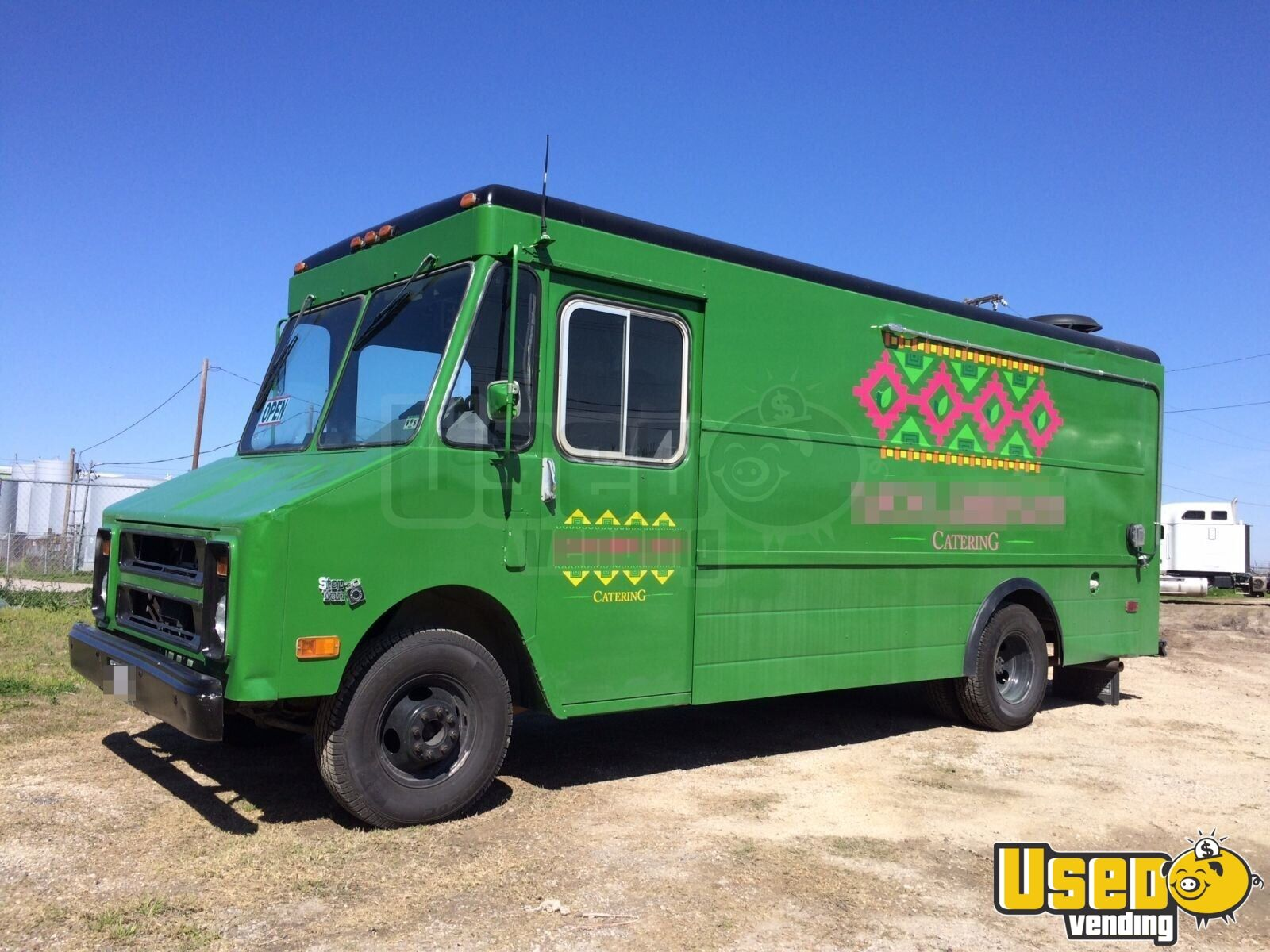 chevy food truck in texas for sale used food truck. Black Bedroom Furniture Sets. Home Design Ideas