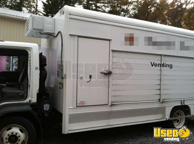 Used International CF600 Food Truck in New York for Sale - 3