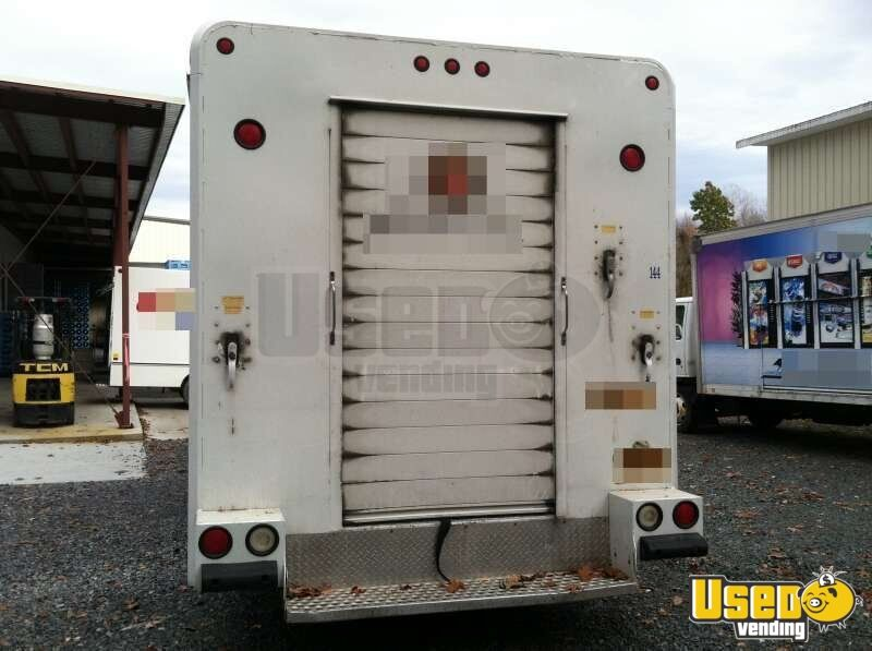 Used International CF600 Food Truck in New York for Sale - 5