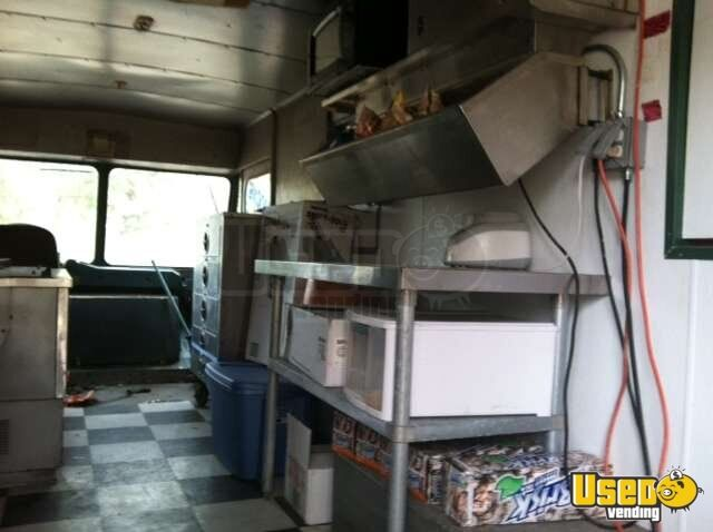1979 - 18' Chevy Step Van Mobile Kitchen Food Truck - 3